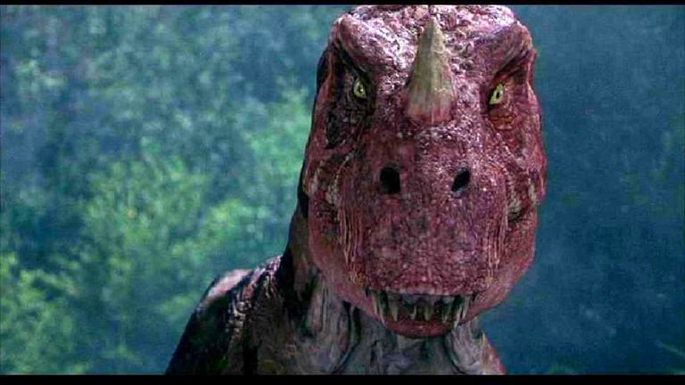 Ceratosaurus park pedia jurassic park dinosaurs stephen spielberg - Dinosaure de jurassic park ...