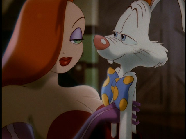 Jessica And Roger Rabbit