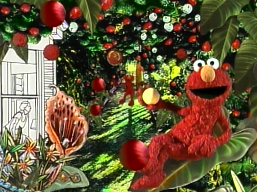 Sesame Street Gang Singing Together At Christmas 379908777 further Youll Never Believe What This Fish Looks Like Out Of Water additionally Tiere together with Rosita moreover Episode 2474. on oscar and slimey cartoon
