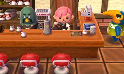 Animal Crossing Spa Ideas
