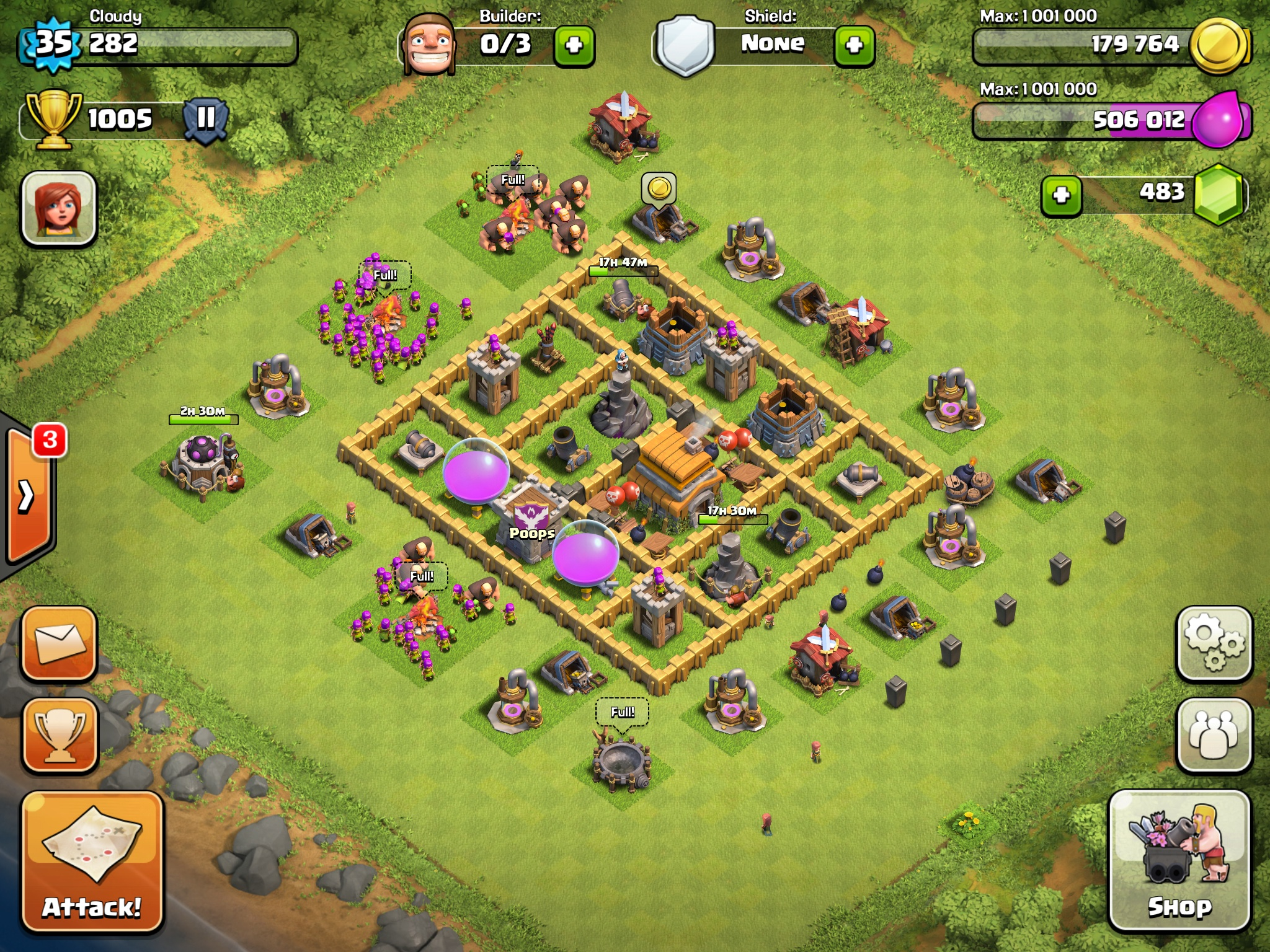 Clash Of Clans Where The Yelling Face Saw The World Review