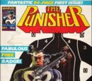 Punisher (UK) Vol 1