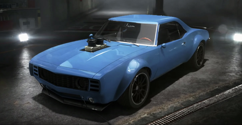 1969 Chevrolet Camaro Rs The Crew Wiki