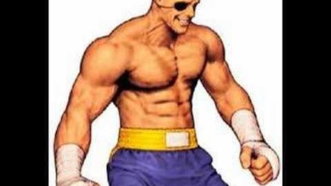 Street Fighter 2 - Sagat's Theme
