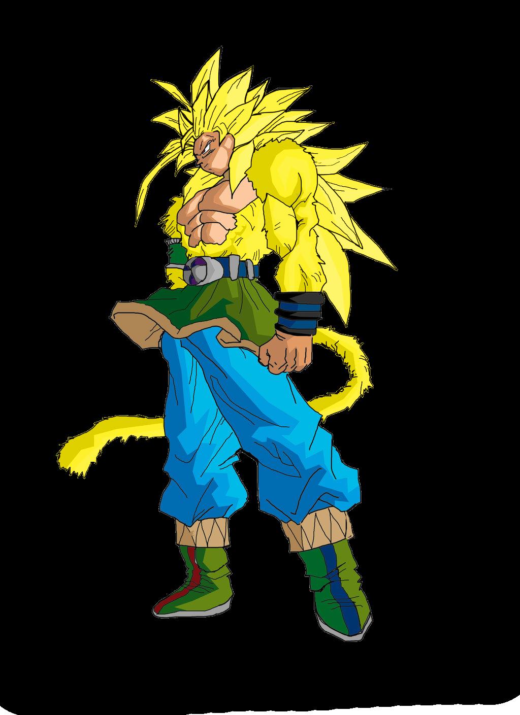 Super saiyan 5 ultra dragon ball wiki - Super sayen 5 ...