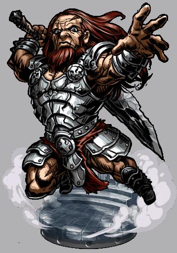 Iapetus  Titan Warrior FigureIapetus