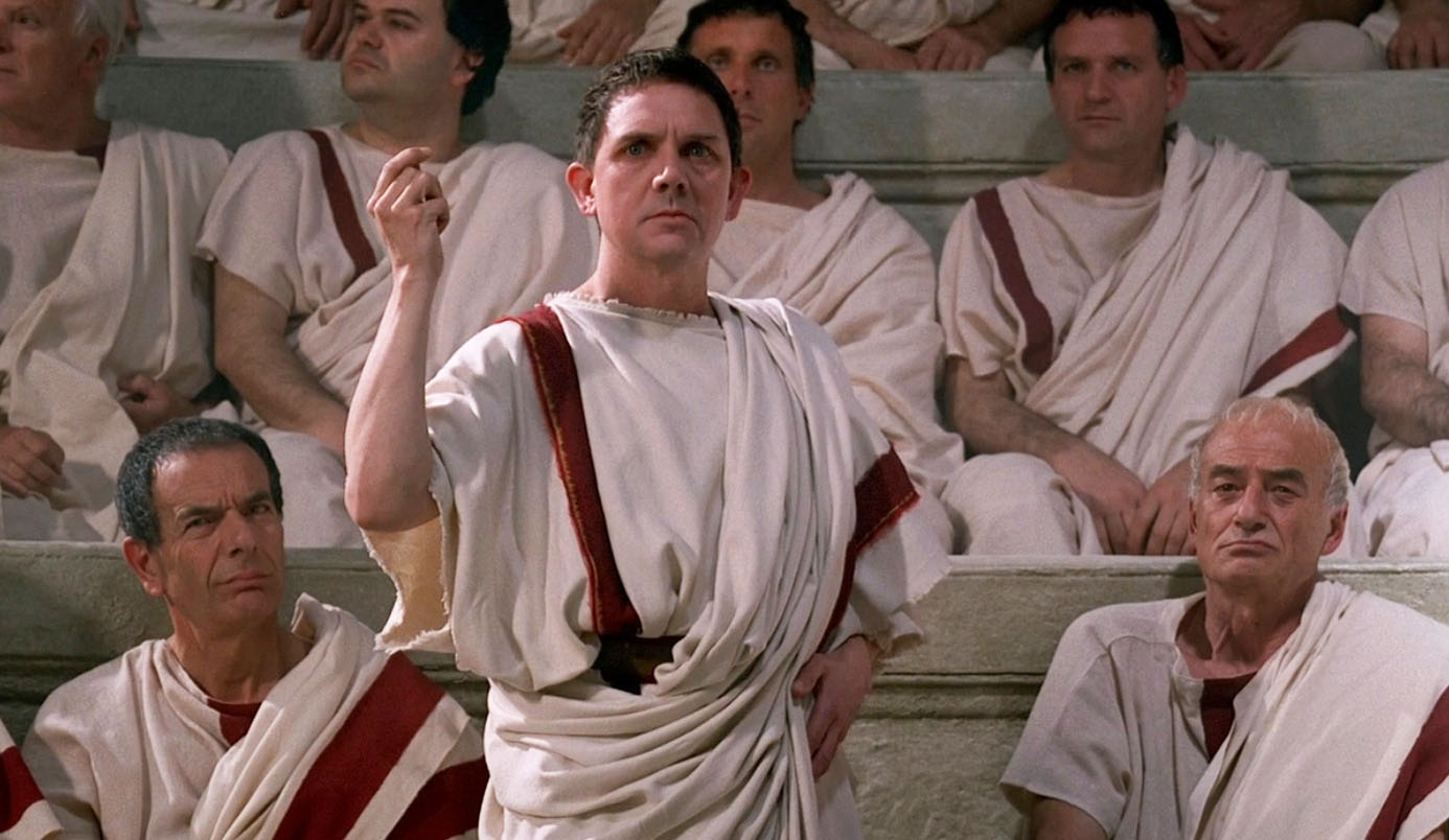 """imperium ancient rome and cicero s """"history is truly the witness of times past, the teacher of life,"""" writes cicero in his great work the oratorit seems we never heed the lessons of the great instructor that is history, and the rsc's ambitious imperium feels timely and relevant in its depiction of ancient rome's chicanery, political manoeuvring and corruption."""