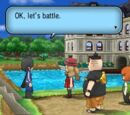 Characters from Kalos