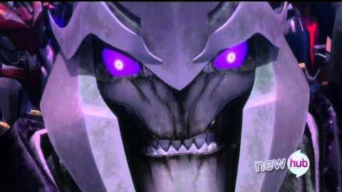 TFP Megatron Yells