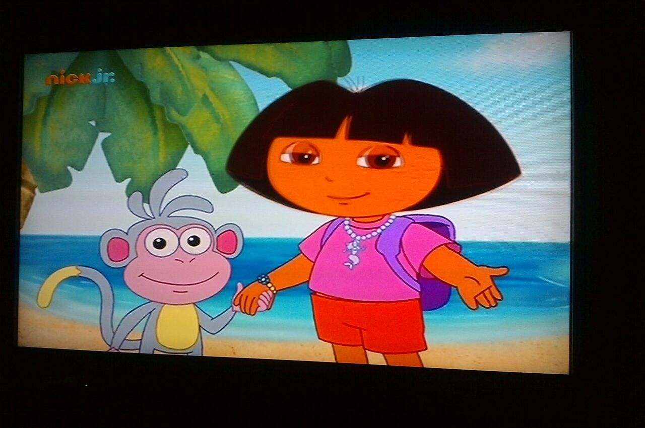 Dora The Explorer Beaches Livedash Phoneninja