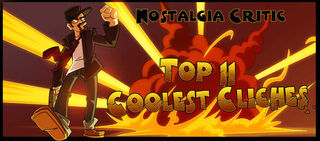 NC Top 11 Coolest Cliches by MaroBot