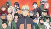 Naruto Nakama Anime