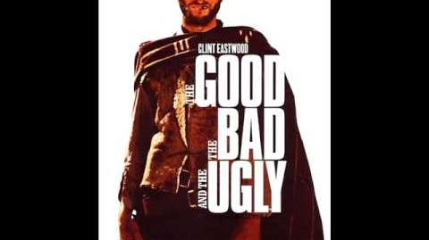 The good the bad and the ugly - The best theme tune ever (of Commander Beeblex)