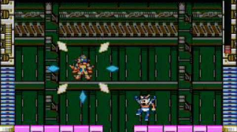 Mega Man ZX Advent - Minigame Model (a) - ALL STAGES