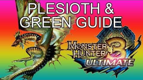 Plesioth Guides