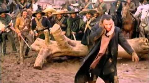Django Ear Cutting Scene