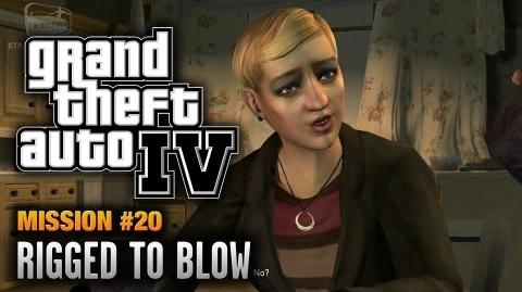 Rigged to Blow (GTA IV)
