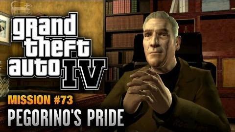 Pegorino's Pride