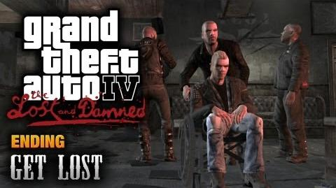gta 4 the lost and damned how to change clothes