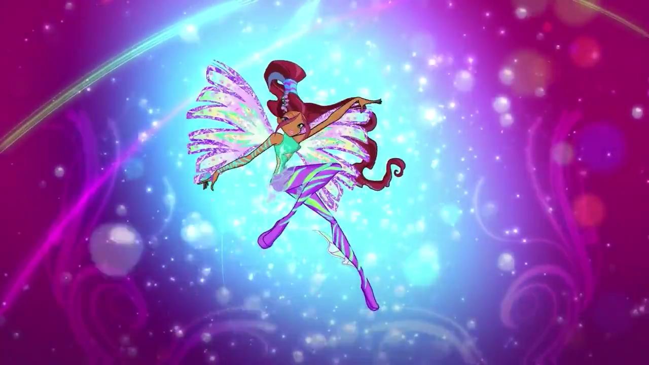 Aisha 2d sirenix - Winx club sirenix ...