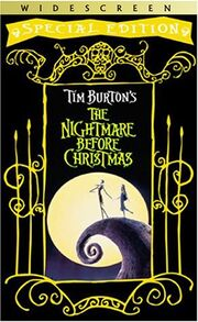 Opening To The Nightmare Before Christmas 2002 VHS at Scratchpad, the ...