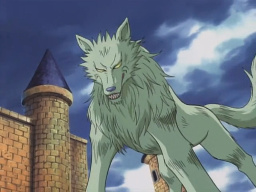 silver fang anime wiki