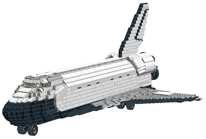 lego space shuttle large - photo #43