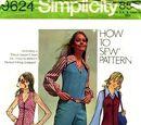 Simplicity 9624 A