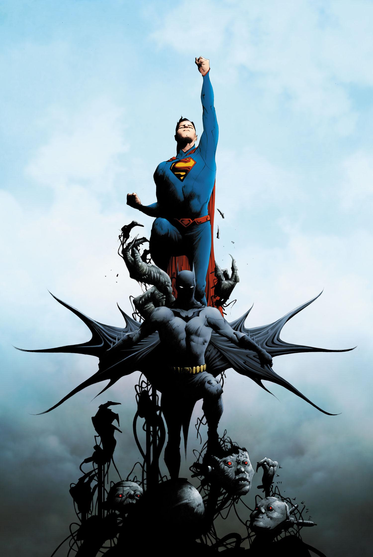 Batman/Superman Vol 1 1 - DC Comics Database