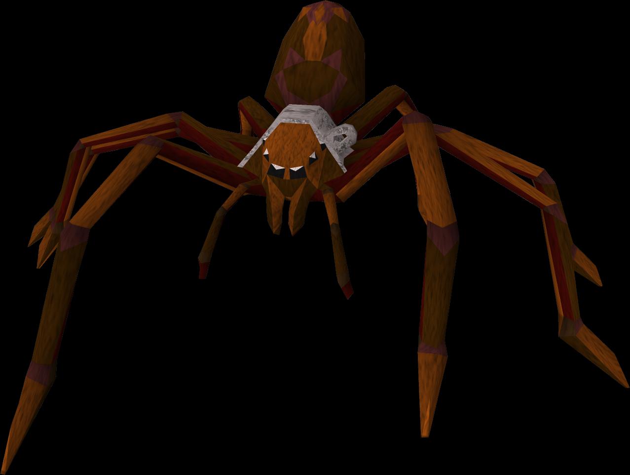 Huge Spider The Runescape Wiki