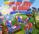 4th of July 2013 Event