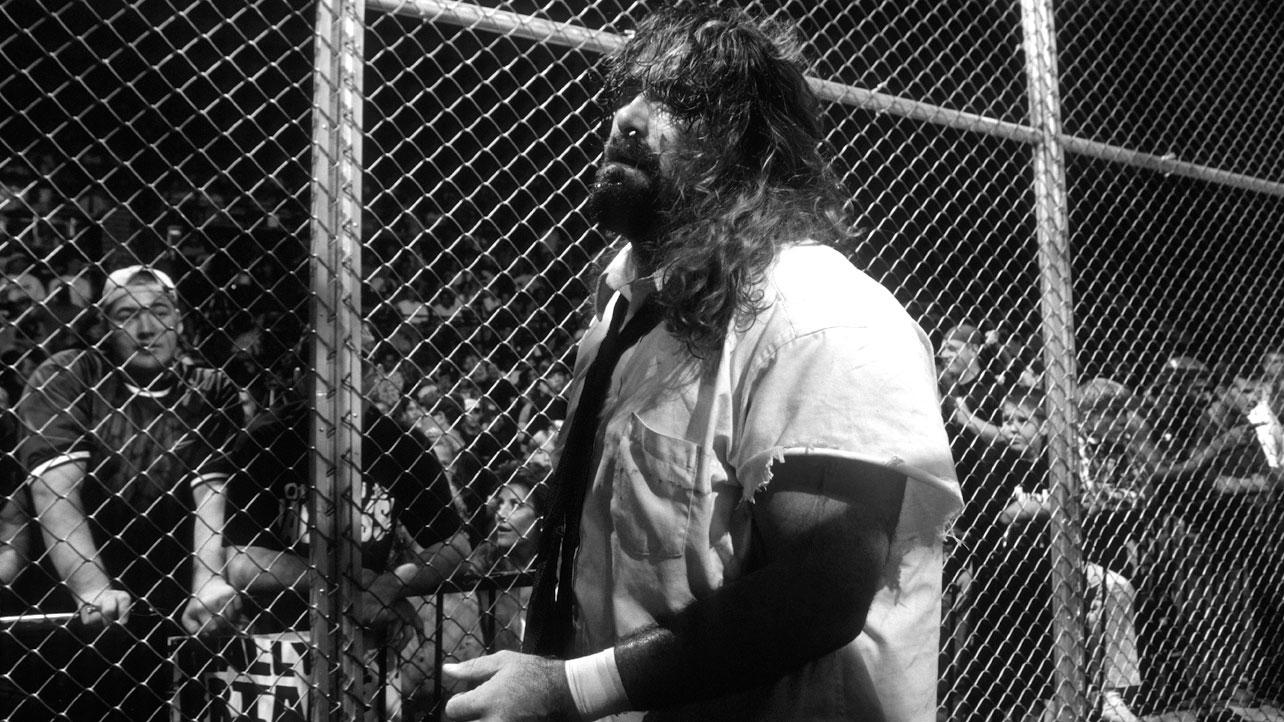 King Of The Ring  Mick Foley