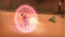 Aelita using her shield Evolution 7.png