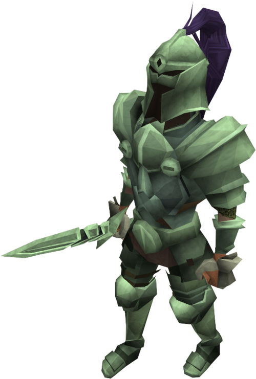 Animated adamant armour the runescape wiki