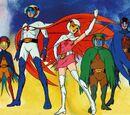Science Ninja Team