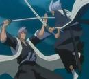 Tōshirō Hitsugaya vs. Gin Ichimaru