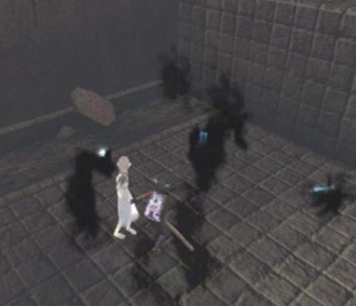 Shadow Creature Anime
