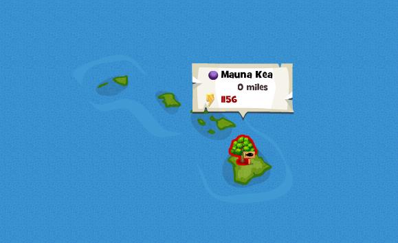 Big Island, Hawaii. Map it. | Big Island | Pinterest | Map ... |Mauna Loa World Map