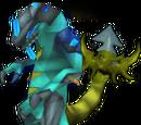 Celestial water warrior
