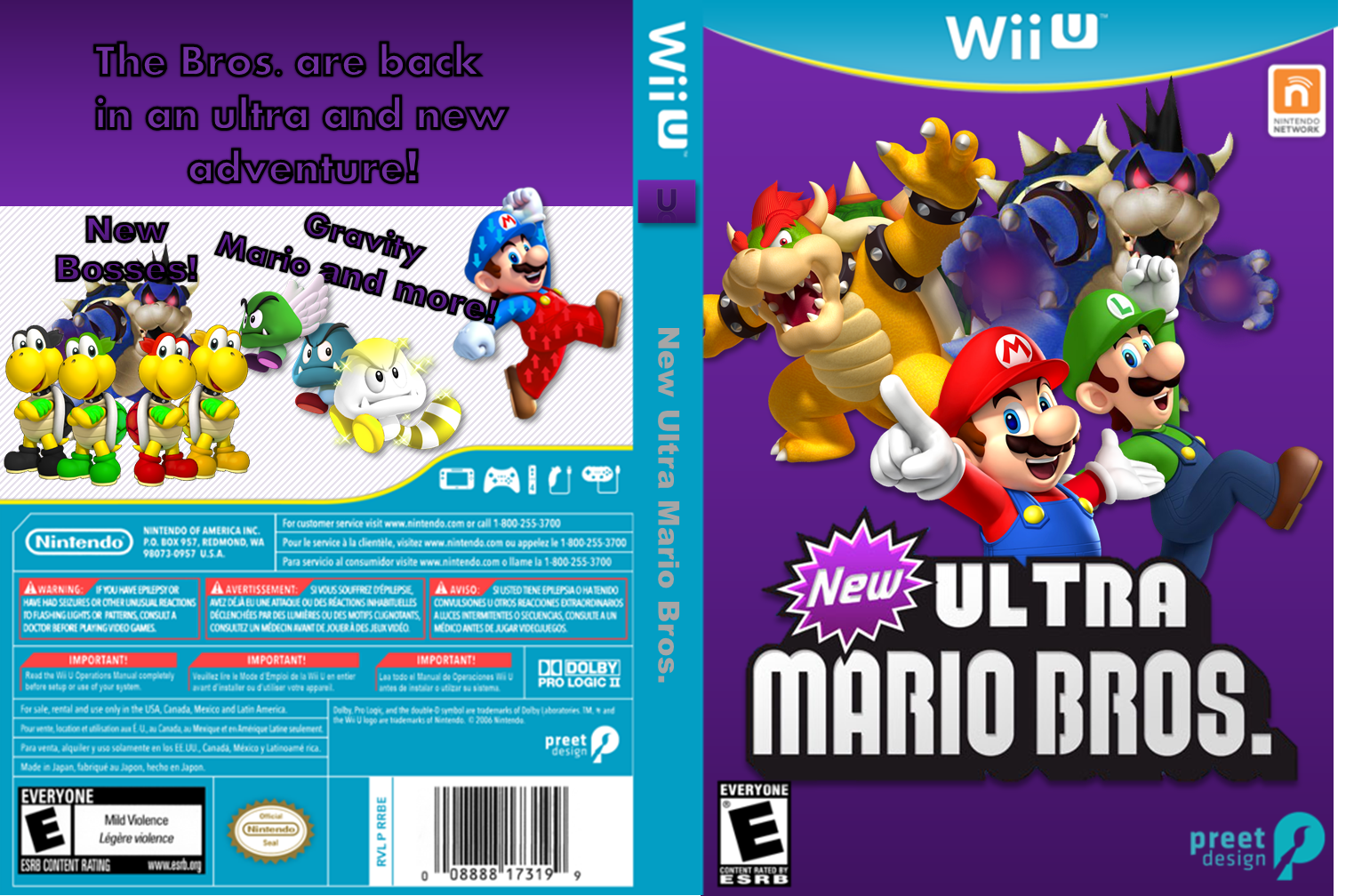 What is the best Wii U Games Mario?