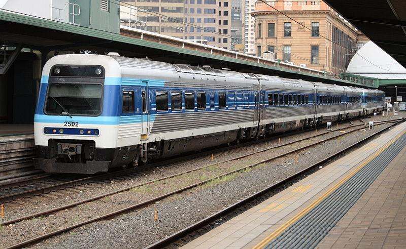 sydney train fleet - photo#14