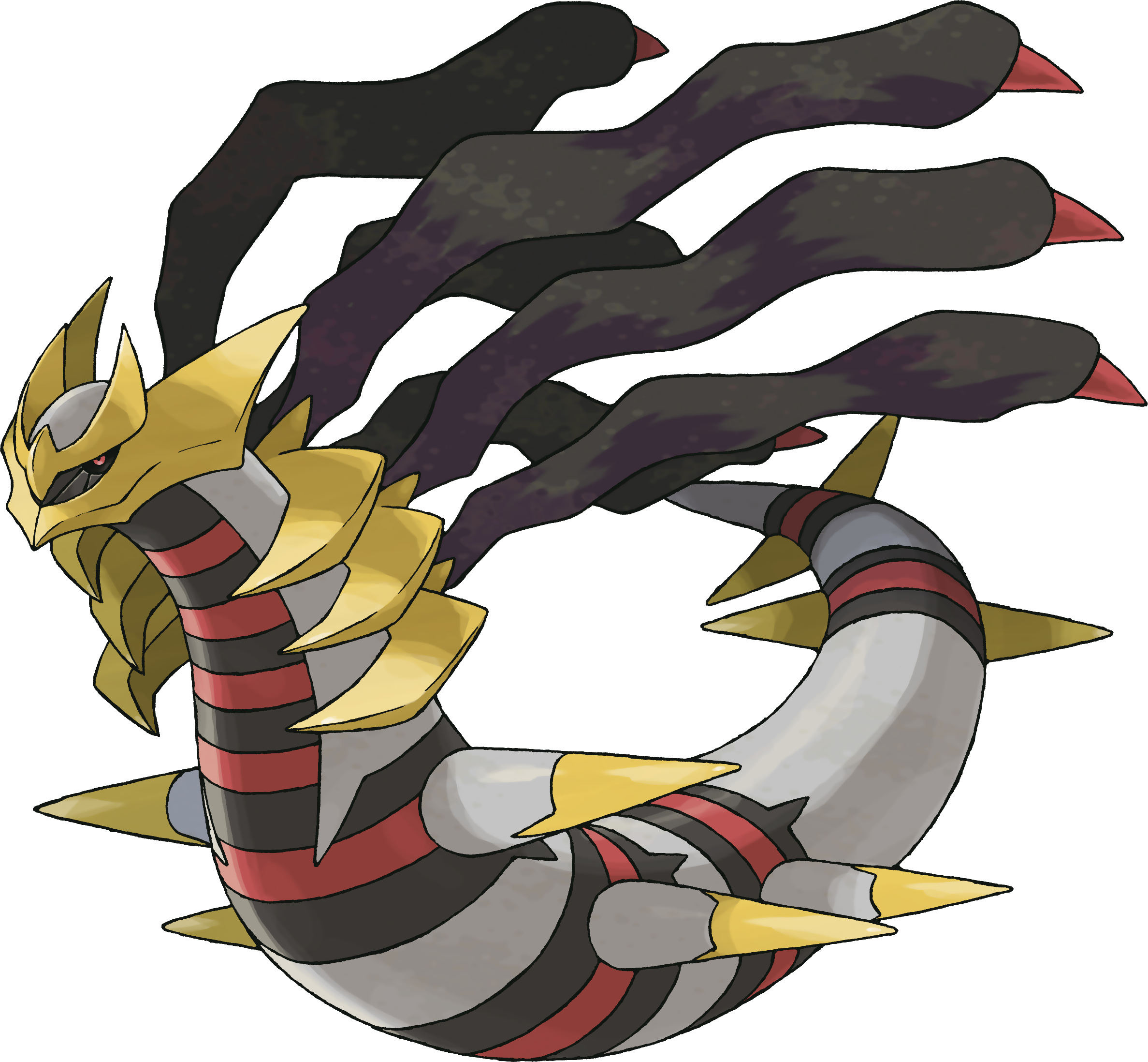 Giratina - Villains Wiki - villains, bad guys, comic books, anime