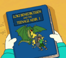 Loki Benediktssen and the Teenage Aesir