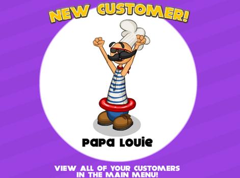 Papa louie customer png 295 kb