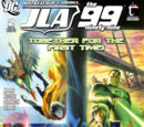 Justice League of America/The 99 Vol 1 2