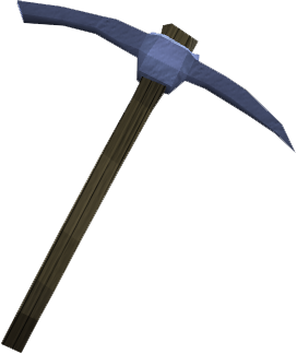 Argonite pickaxe - The RuneScape Wiki