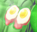 Ham and Eggrass Plant
