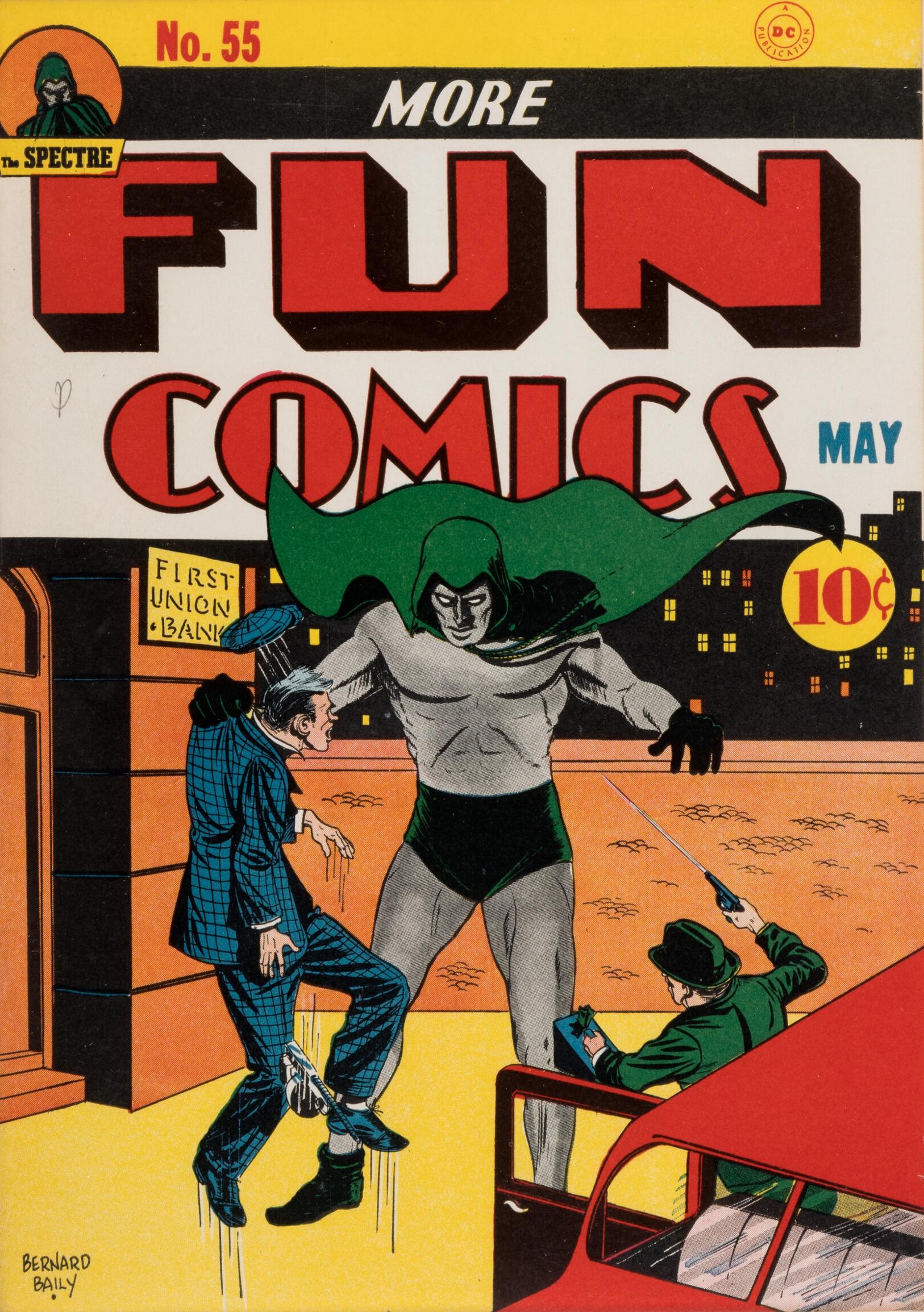 More Fun Comics Vol 1 55 - DC Comics Database