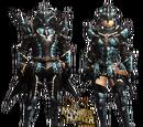 Rath Soul Armor (Blademaster) (MH4U)