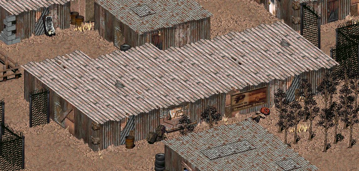 Fallout 2 Квесты Гекко
